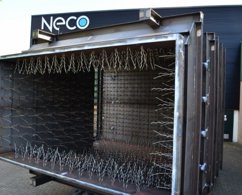 Neco staalbouw | Staalwerken voor machinebouw