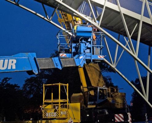 Neco staalbouw | montage, veiligheid met veel kennis en ervaring