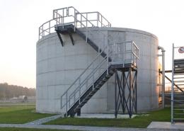 Neco kunststof - Puurwaterfabriek Emmen